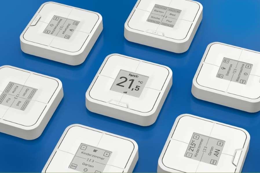 AVM FRITZ!DECT 440 – Smarthome-Taster
