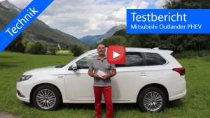 Mitsubishi Outlander PHEV Video