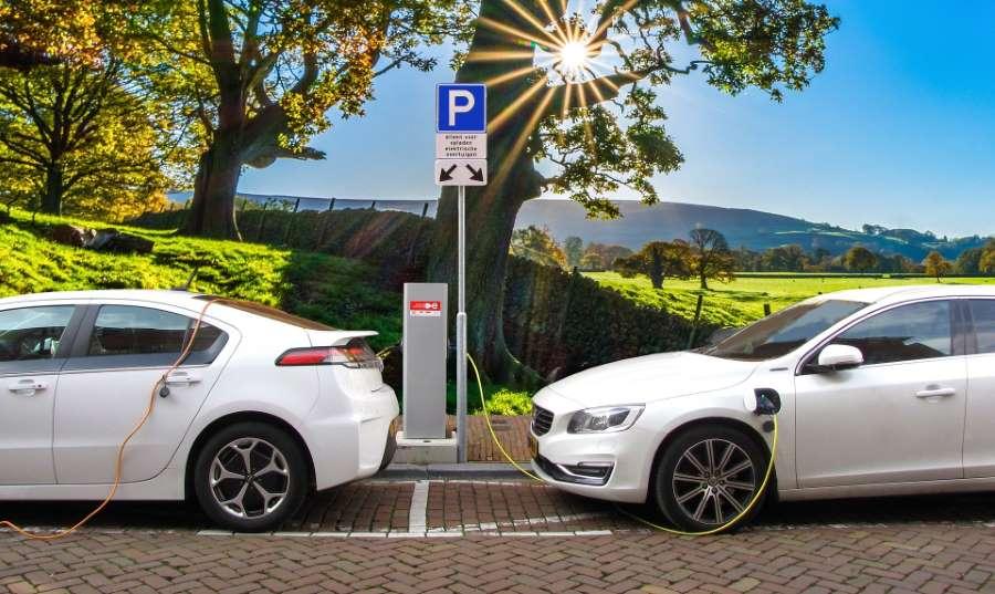 Elektroautos und Plug-In's voll im Trend