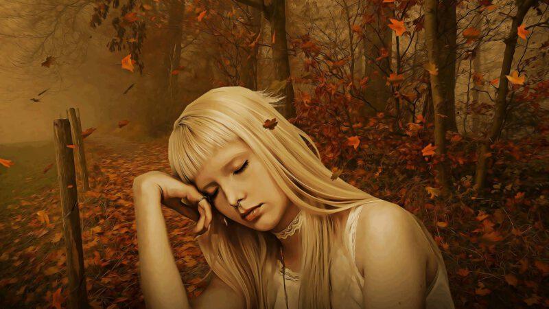 Herbst – wenn das Laub und die Stimmung fällt.