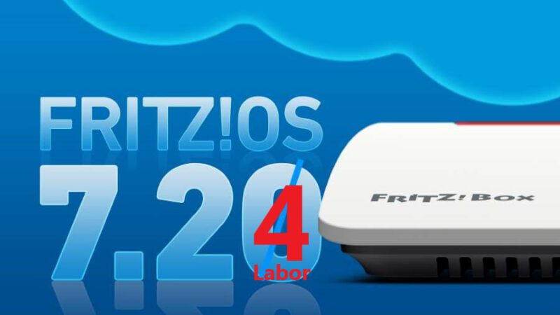 AVM FRITZ!OS 7.24 – Neue Laborversion