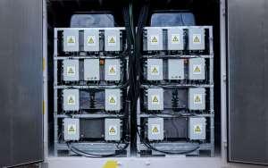 Renault Batteriespeicher Steuerung