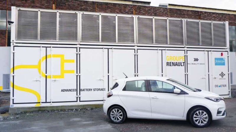 "Renault – ""Advanced Battery Storage"""