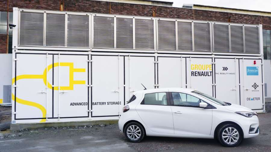"Renault – ""Advanced Battery Storage"""