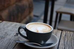 Milchkaffee ist milder