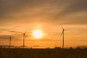Windkraft zur Stromerzeugung