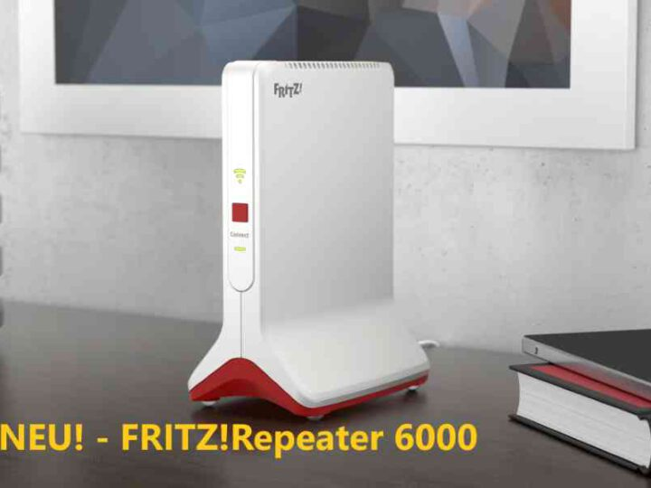 AVM FRITZ!Repeater 6000