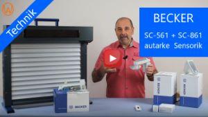 Becker SC-561 & SC-861 Sensor Control