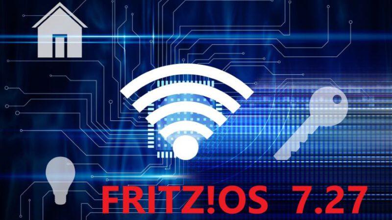 AVM FRITZ!OS 7.27 – Notupdate?