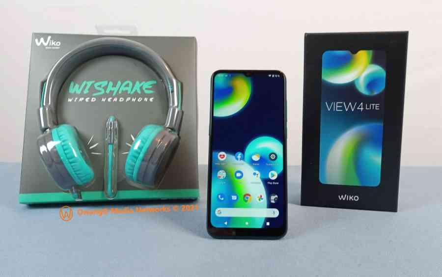 WIKO View 4 LITE – Budget Phone